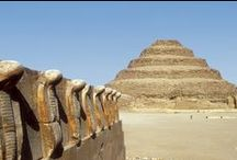 Saqqara, Abu Rawash & Meidum, Egypt