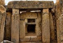 Malta & Etruscan gigantic stones