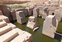 Osirion, Abidos & Miscellanea