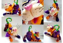 claudz CRAFTED  / Handmade decorations / handgemachte Deko