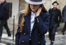 Street Style  A/W / simply luxurious style