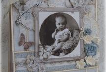Vauvakortteja / by marja-leena saadetdin