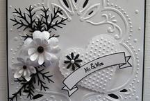 Kauniita kukkakortteja