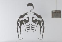 Fitness as art / by Steven Lokwan