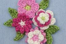 Crochet It -- Flowers / by Cheryl Shorter
