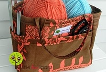 Sew It -- Bags, Baskets & Bins / Bags, Baskets & Bins / by Cheryl Shorter