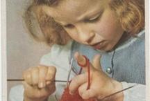 Knit It -- Baby & Kid / by Cheryl Shorter