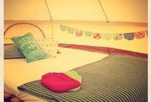 Old Bidlake Farm / The experience we offer at Old Bidlake Farm is unashamedly Real Camping.