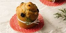 Fruit #Briose (#Muffins) Recipes / This is where I share photos of my homemade fruit muffins (briose) recipes.