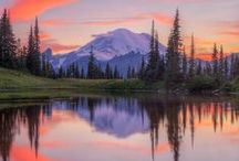 Northwest USA & Northwest Canada / by Marilyn Pfingston