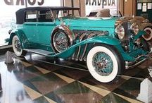 Old Cars / by Tammy Finch