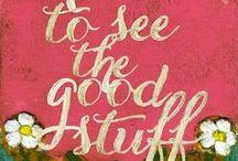 Positive, Grateful, Mindful