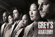 Greys Anatomy / by brenda rea
