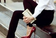 Fashionista / Stylish women, upcoming trends and beautiful accessories.