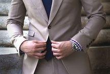 Men's fashion / Fashion for the true gentleman