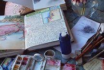 Sketchbook ✏️✒️