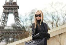 Parisian chic / #Parisienne #french Paris street style