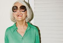 Advanced style / I want to be them when i'm older.