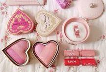 Beauty & Make-up / make-up, cosmetics, perfume ... all you have girls like