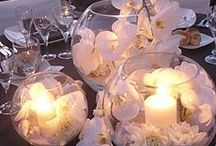 Tablescapes & Catering Ideas