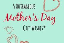 Mothers' Day / Funny articles about Mothers' Day