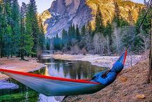 Hammock Camping & Backpacking / Hanging out in the backcountry in a Hammock!  #hammock #kammok #hammockliving #eno