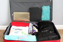 Goin' on a trip! / Packing ideas for our trip this summer