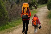 Outdoor Adventures with Kids / Hiking, camping, biking, skiing, paddling, and exploring with kids.