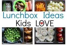 Kids Lunches / Recipes and ideas for kids' lunches and school lunchbox meals.