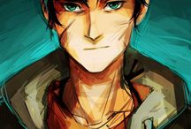 Percy Jackson / Percy Jackson is awesome!!! Mostly Percy Jackson stuff but there is a bit of Kane chronicles and Magnus chase both by Rick riordan as well