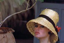 Bridgette Bardot Style / Style icon:Bridgette Bardot