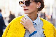 Yellow Fashion / yellow fashion style