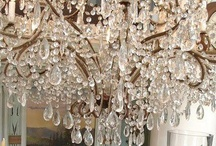 EXQUISITE CHANDELIERS / by Nancy Wambach