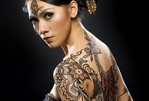Body Painting Arts Design / by Nancy Wambach