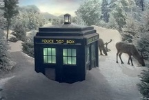 Hello Sweetie / Because I love Dr Who!