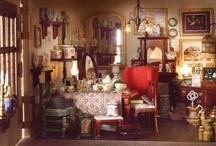 Dollhouse Interiers / Inspiritional miniature displays
