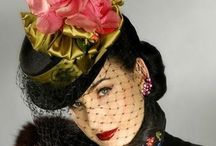 Hat's and Bonnet's / A collectio of pretty hat's and bonnet's from the past
