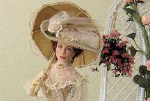Miniature Dollhouse People