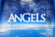 Angels, clouds & Space / Angels & clouds / by Kim Chamness
