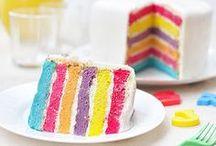 Baby birthday cake beauty!