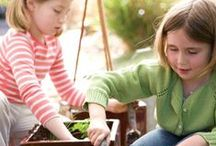 Gardening with Kids / by Chinaberry
