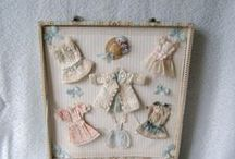 Vintage Doll Costuming