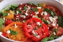 COMIDA / FOOD / Receitas fáceis e baratas. Imagens de pratos inspiradores.