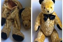 Dolls Hospital & Teddy Bear Clinic Before & After / We Restore Your Memories and Create New Ones! At the hospital we perform restoration on your much-loved doll or  teddy bear. All surgeries are minor & pain free. That's because we administer generous doses of TLC.