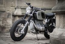 BMW Scramblers, Trackers & Cafe Racers