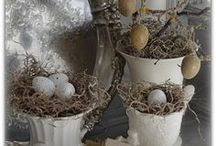 Easter Decor / Decorating ideas for Easter