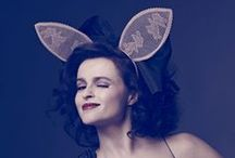 Helena Bonham Carter / HBC is an elegant mixture of eccentric beauty, wild imagination and unmatched style