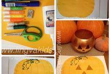 arts and crafts with kids learning english / творческие идеи для тех, кто обучает деток иностранным языкам