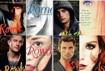 Jay Crownover books / Love her books:)