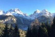 Mountain / Beautiful mountains landscape